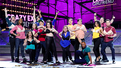 Crazy Ex-Girlfriend  04x18 : Yes, It's Really Us Singing: The Crazy Ex-Girlfriend Concert Special!- Seriesaddict